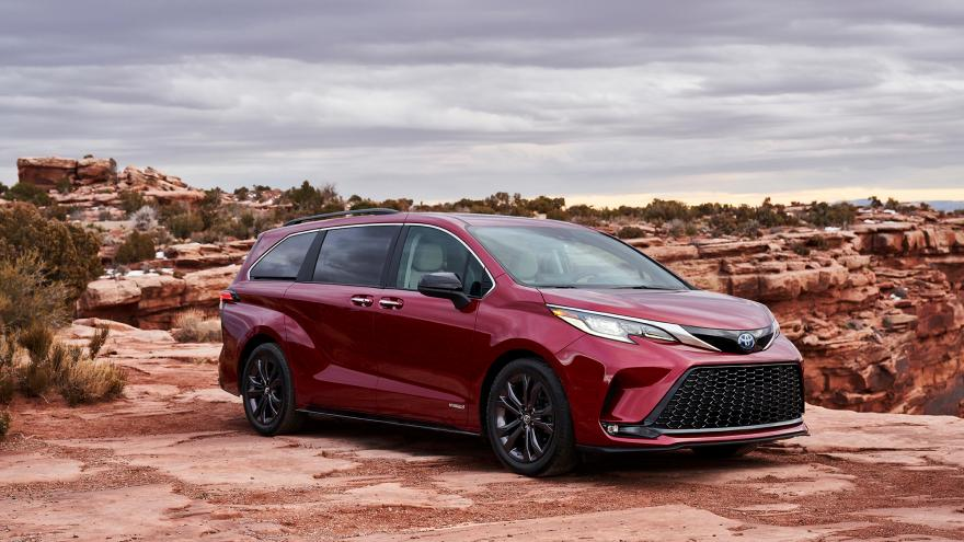 Minivans are making a huge comeback -- here's why