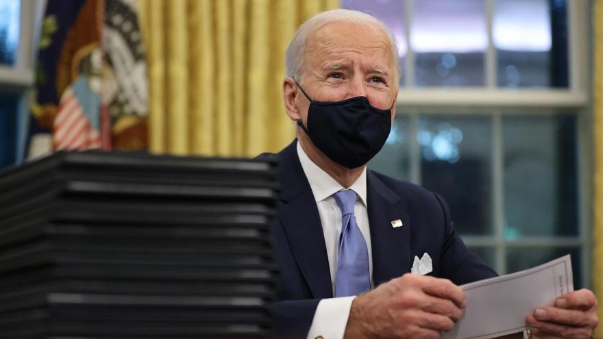 "Biden's call to restore US funding to ""Palestinian"" terrorism"