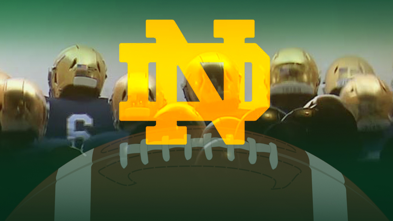 notre dame football schedule - photo #25