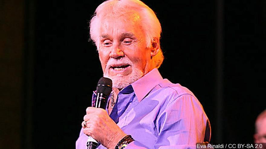 Legendary Country Singer Kenny Rogers Dies At 81