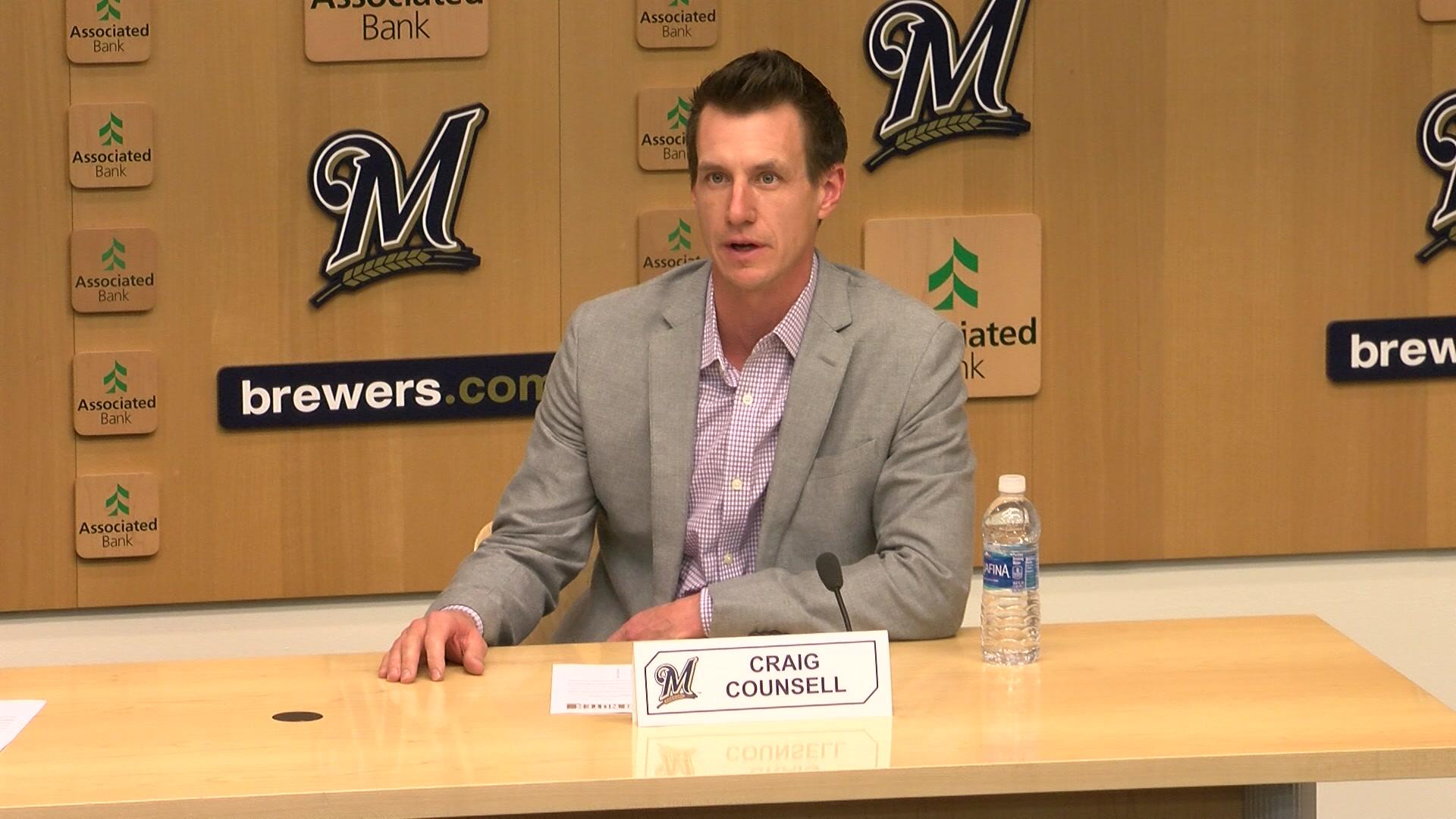 Craig Counsell by