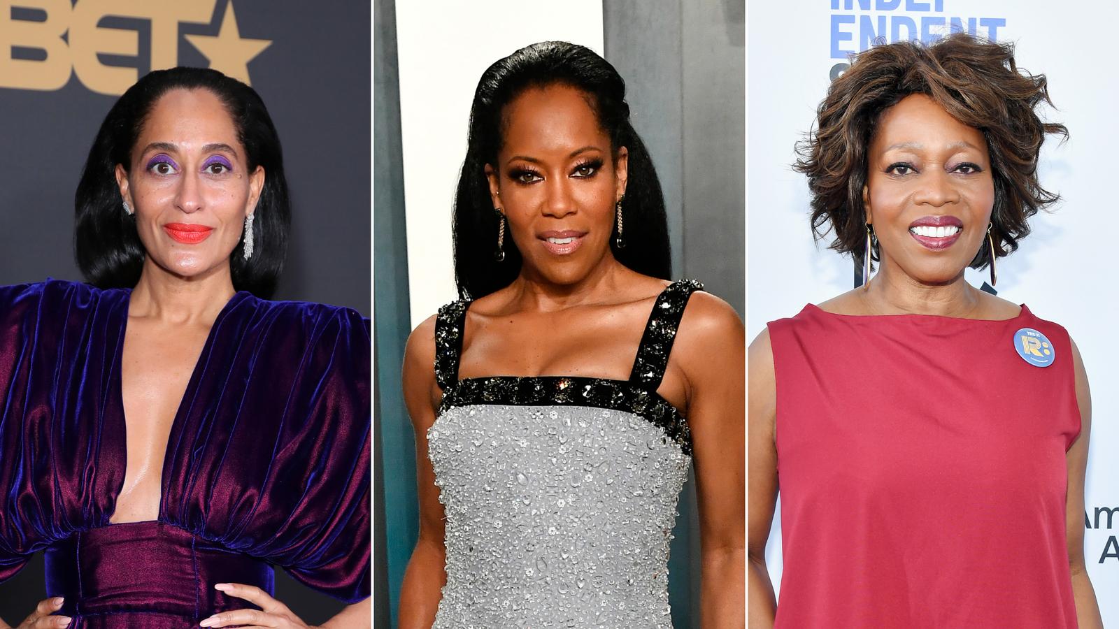 Golden Girls Recast With Black Cast Including Tracee Ellis Ross And Regina King
