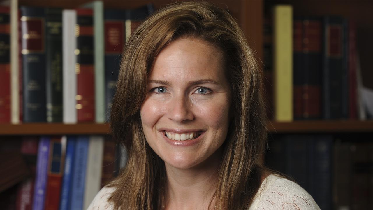 Trump intends to nominate Amy Coney Barrett for Supreme Court