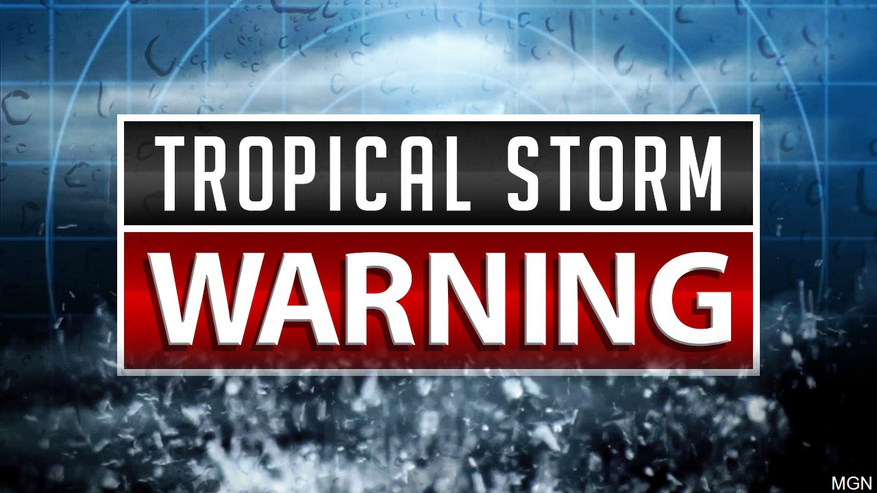 Tropical Storm Karen Forms, Watch Issued For Puerto Rico