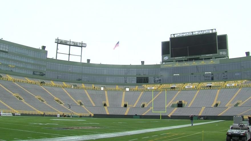 Kickoff For Green Bay Packers Vs Atlanta Falcons Now Set For 8 P M