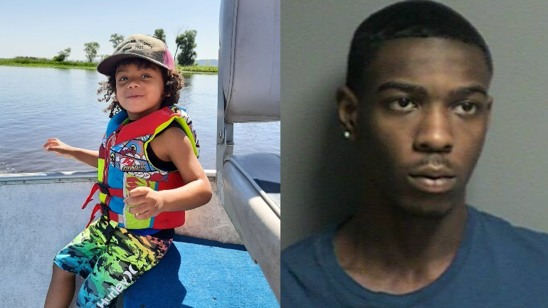 Police: Missing child with person of interest