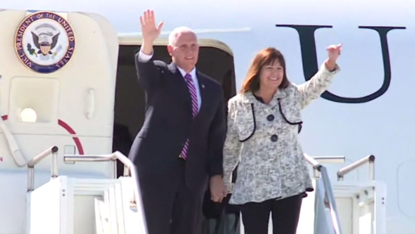 Second Lady Karen Pence to visit Milwaukee VA Medical Center