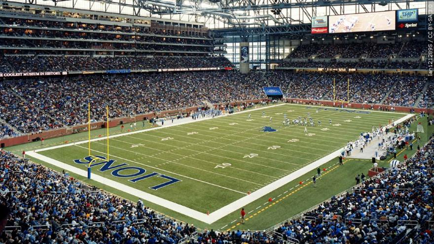 Detroit Lions Can Have Ford Field At Full Capacity This Year