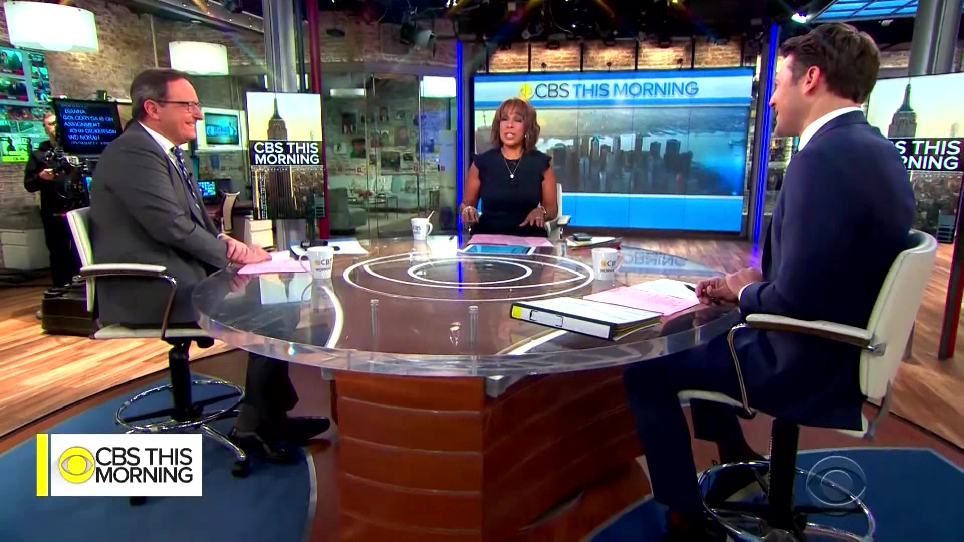 Cbs News Announces Anchor Changes At Cbs This Morning And Cbs Evening News