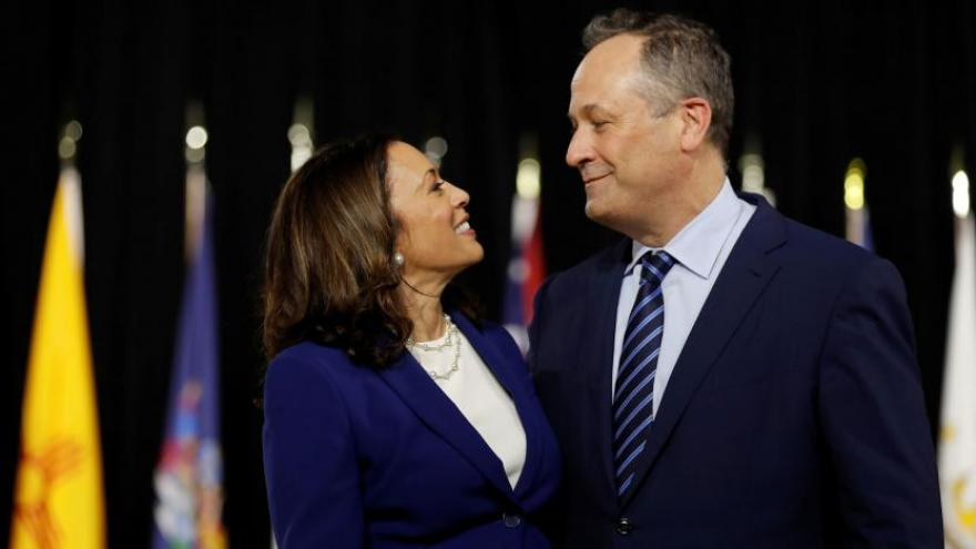 Doug Emhoff, Kamala Harris' Husband, Will be the Country's First 'Second Gentleman'