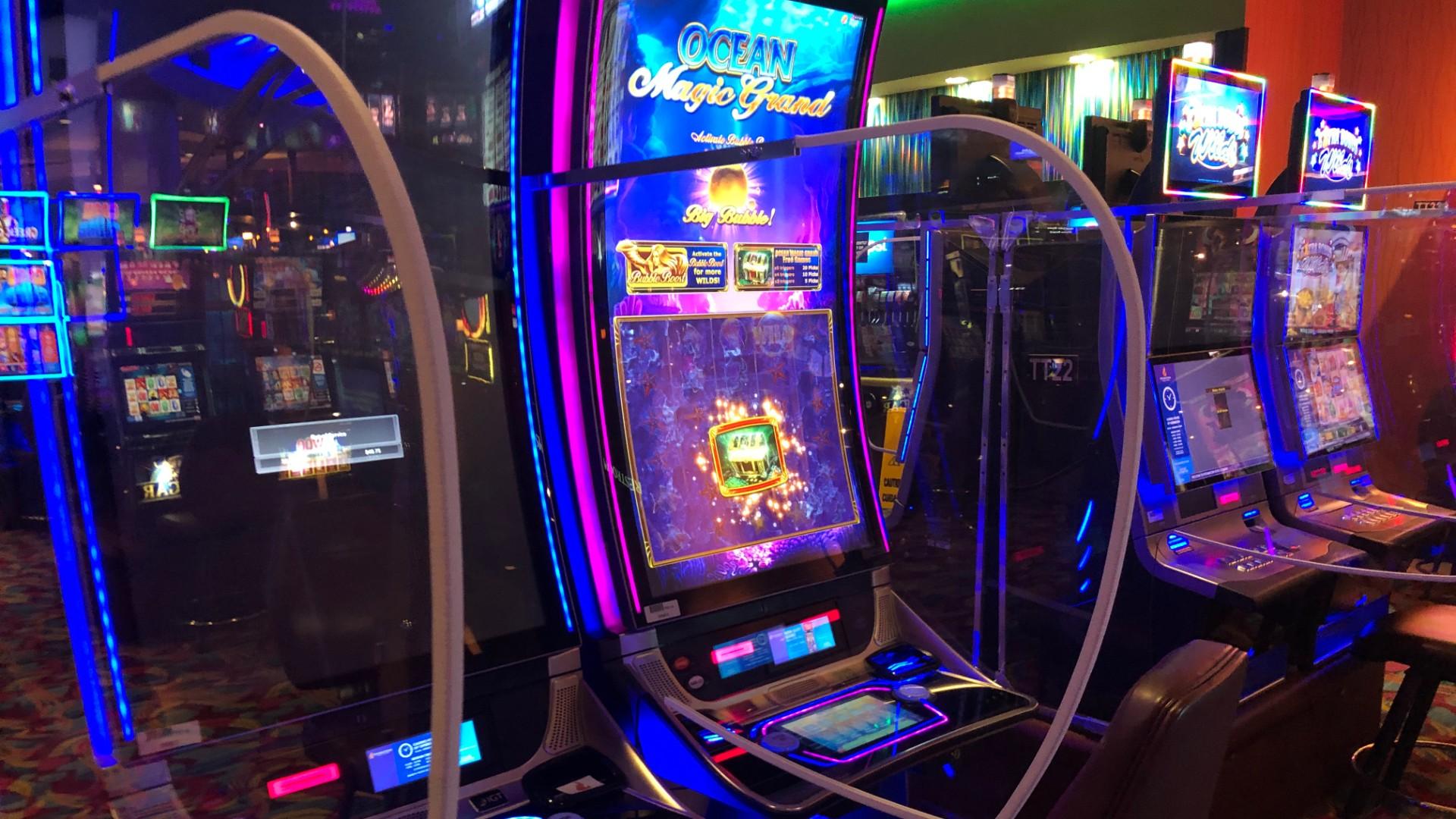 potawatomi casino sports betting