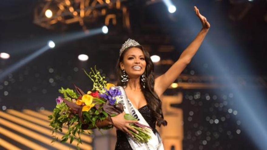 Miss USA 2020 is the first Black woman to represent ...