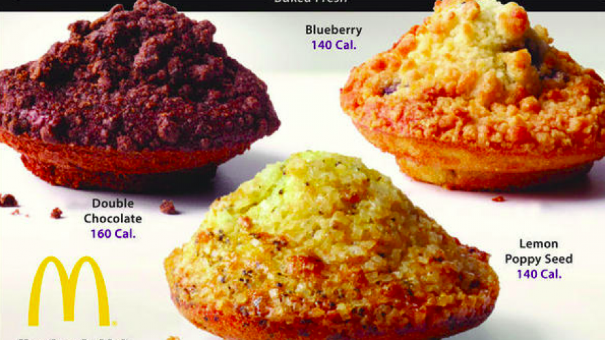 Mcdonald S Looks To Muffin Tops To Reclaim Breakfast Customers