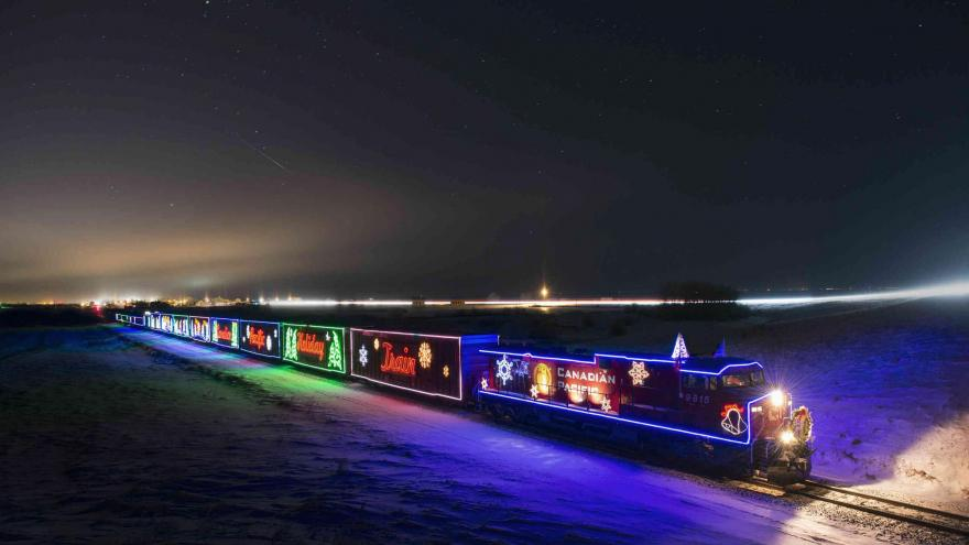 Christmas Train Wisconsin 2021 All Aboard Canadian Pacific Holiday Train Returns To Wisconsin For 2019 Holiday Season