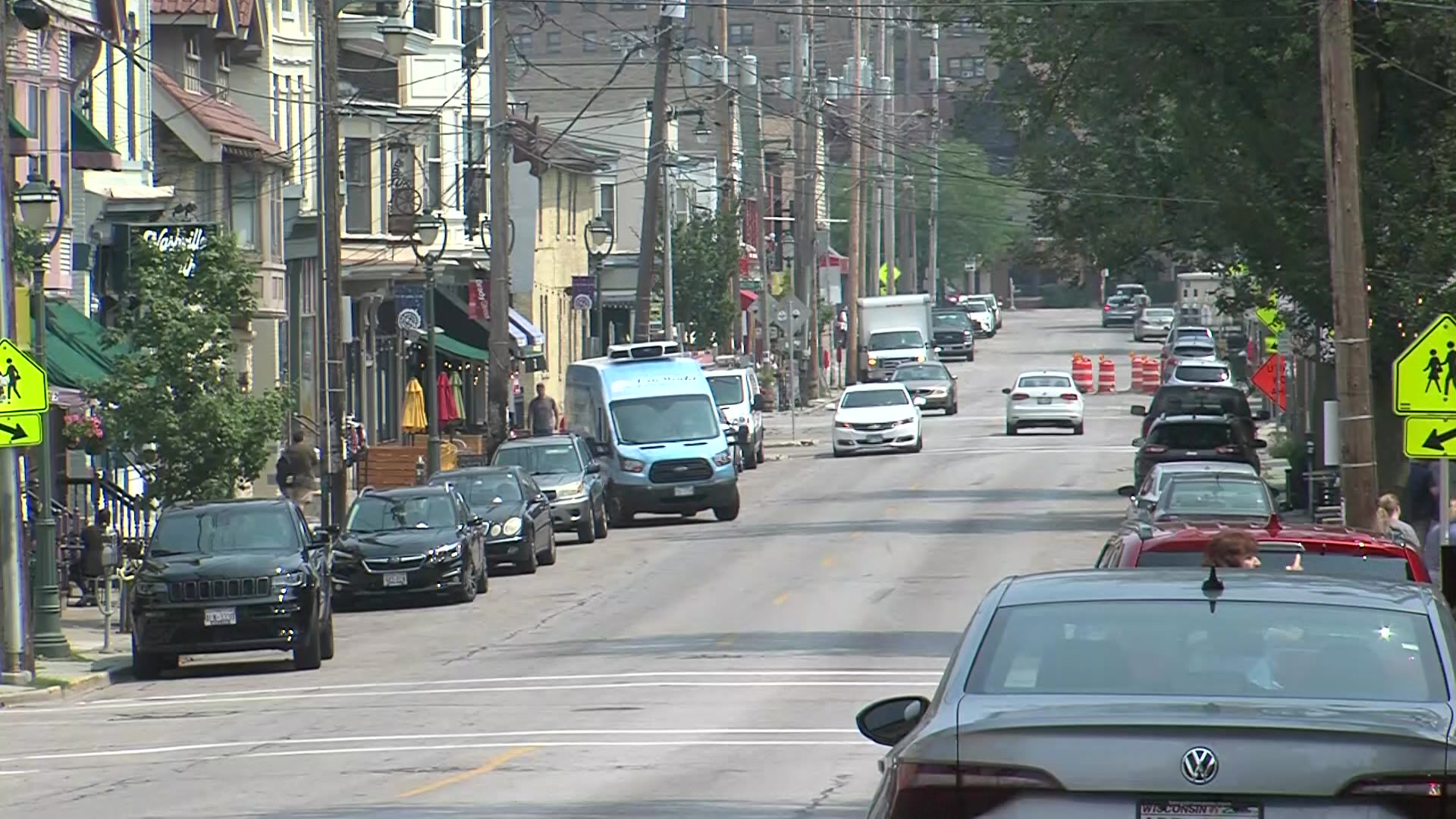 How would Milwaukee businesses handle another round of restrictions?