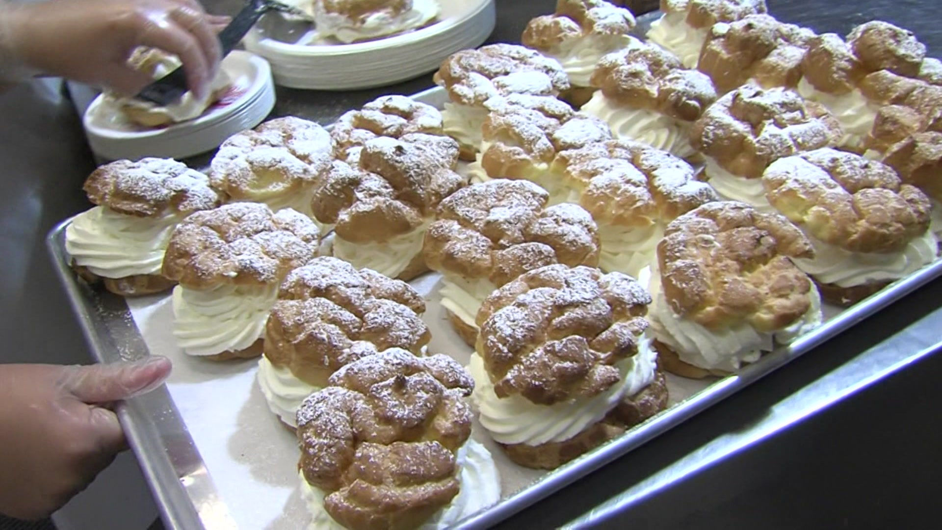 State Fair offers cream puff delivery, drive-thru