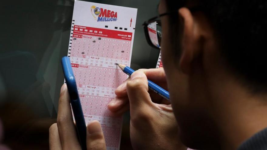 The Mega Millions jackpot is almost half a billion dollars ...