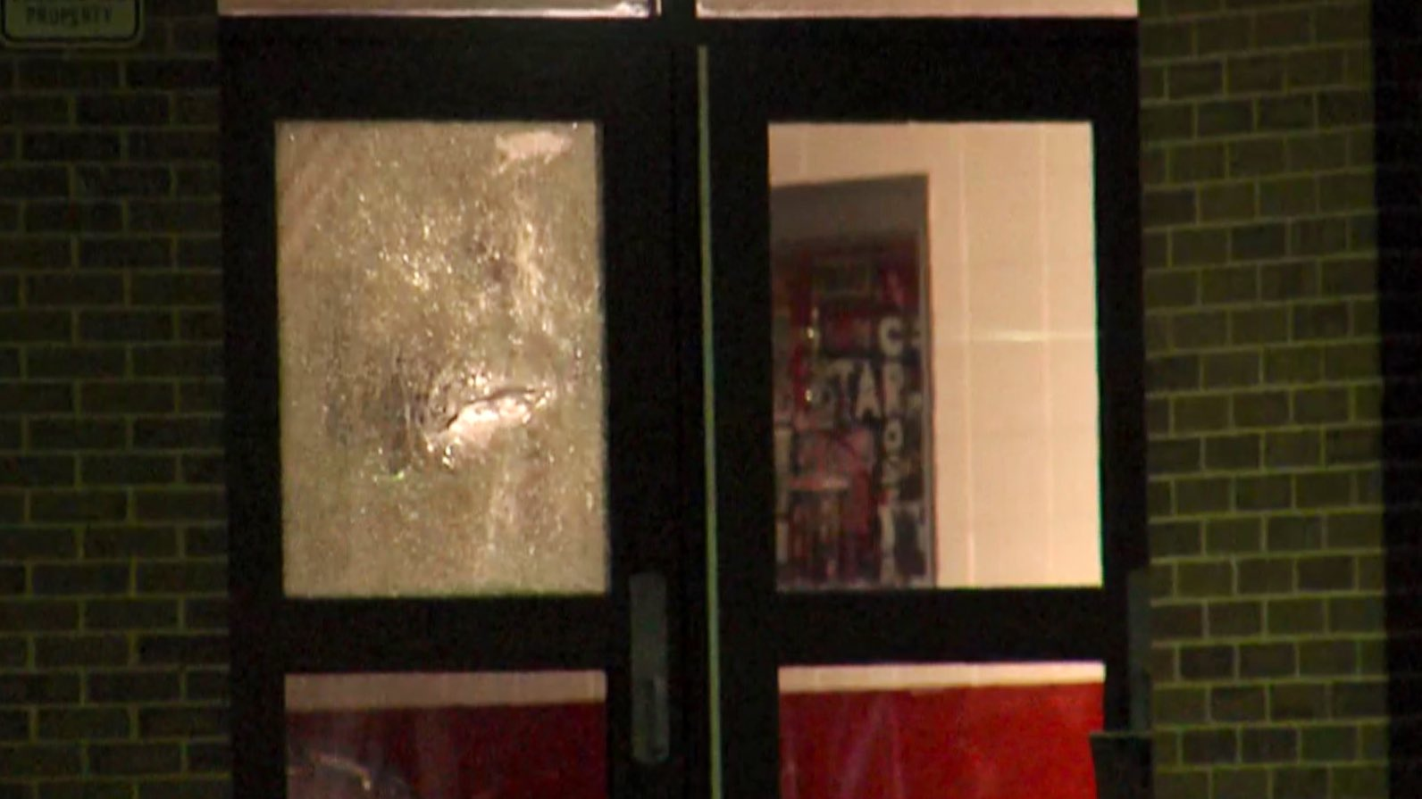 Wauwatosa East High School Vandalized Early Tuesday