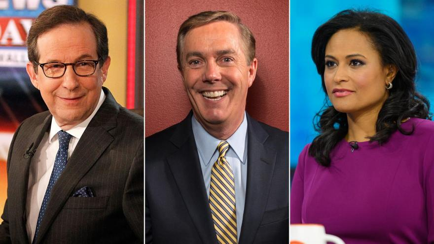 Presidential Debates To Be Moderated By Chris Wallace Steve Scully And Kristen Welker