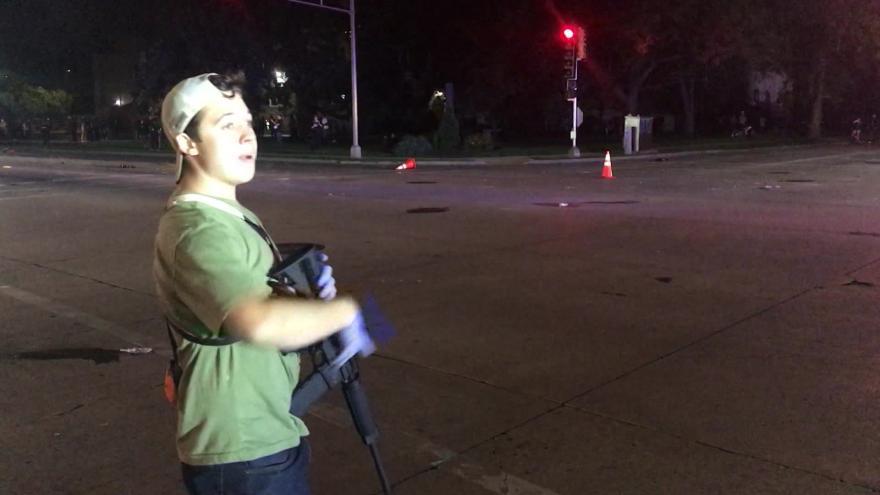 Report Kenosha Protest Shooter Kyle Rittenhouse To Sue Biden Campaign For Libel