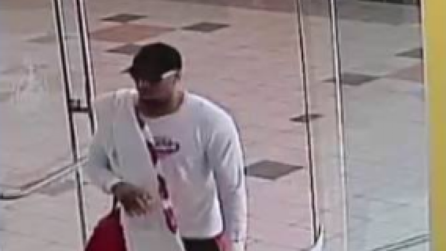 Racine Police Searching For Suspect Who Robbed Victim At Planet Fitness