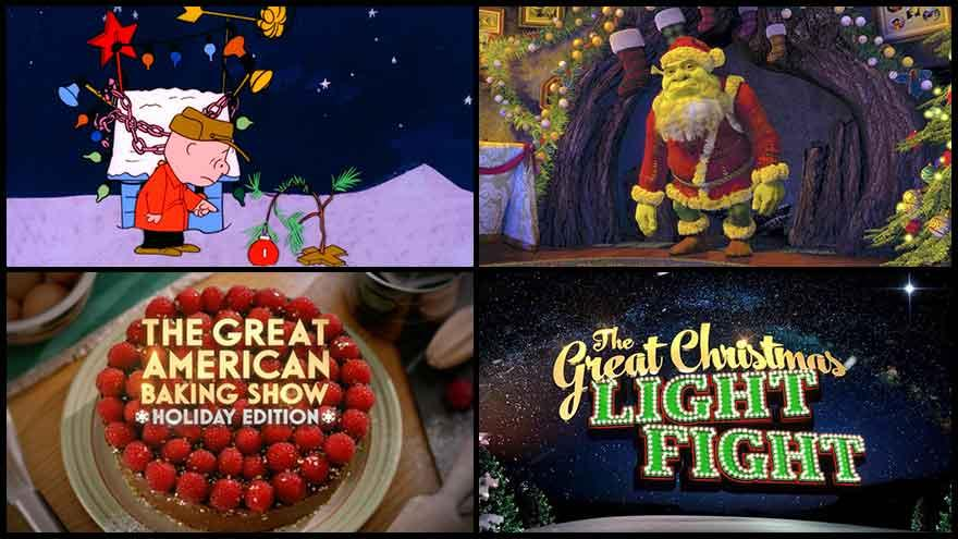 Great Christmas Light Fight 2020 Listings ABC announces holiday program schedule